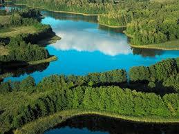 دریاچه ماسوریان (Masurian Lakeland) 